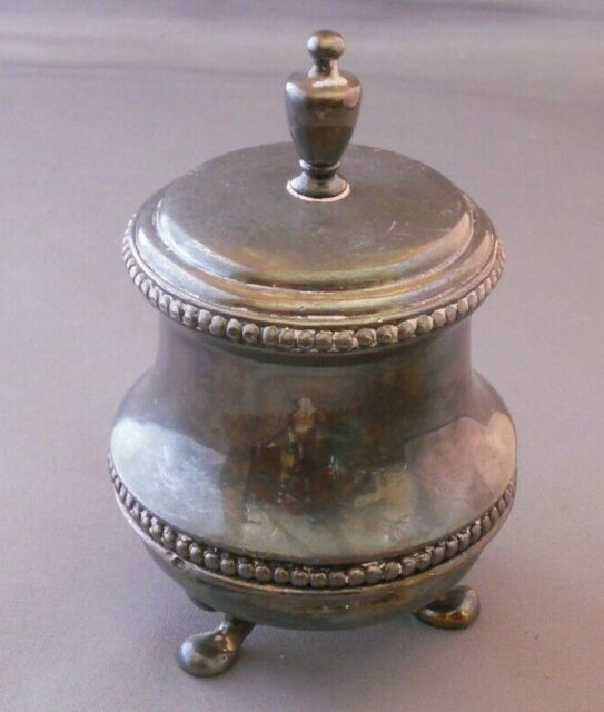 Vintage Ronson  Silver Plated Table Lighter