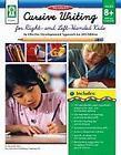 Cursive Writing for Right- & Left- Handed Kids, Ages 8 - 13: An Effective Developmental Approach for All Children von Sherrill B. Flora (2009, Taschenbuch)