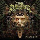 Insanity by Dark Confessions (CD, Dec-2012, Art Gates Records)