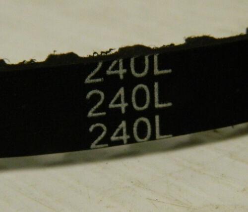 "NEW AMETRIC 240L 24/"" X 1//2/"" TIMING BELT"