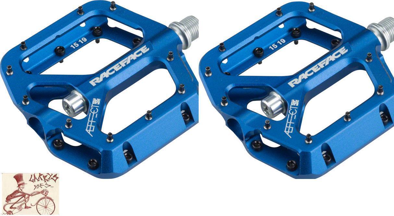 9 16  3 Azul aeffect RACE FACE Pieza Pedales Crank Bicicleta
