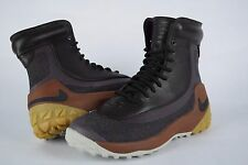 New Nike Zoom Kynsi JCRD Jacquard waterproof Sneaker Boot 806978 202 sz 6 brown