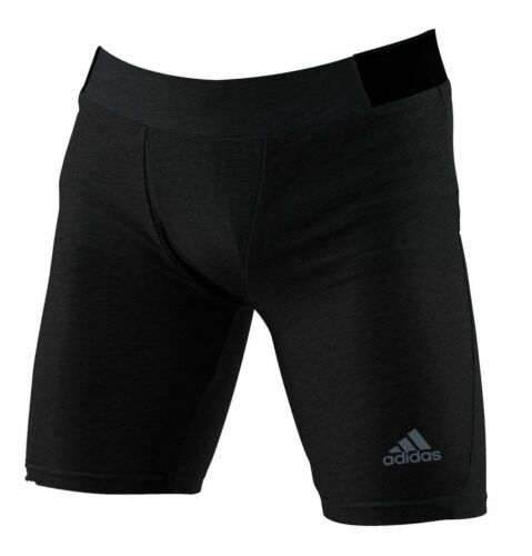 Adidas Compression Shorts Mens MMA Cycling Under Gym Armour Base Layer Skin BJJ