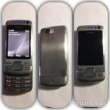 CELLULARE NOKIA 6600 SLIDE  FOTOCAMERA 6600i 3G UMTS UNLOCKED SIM FREE DEBLOQUE