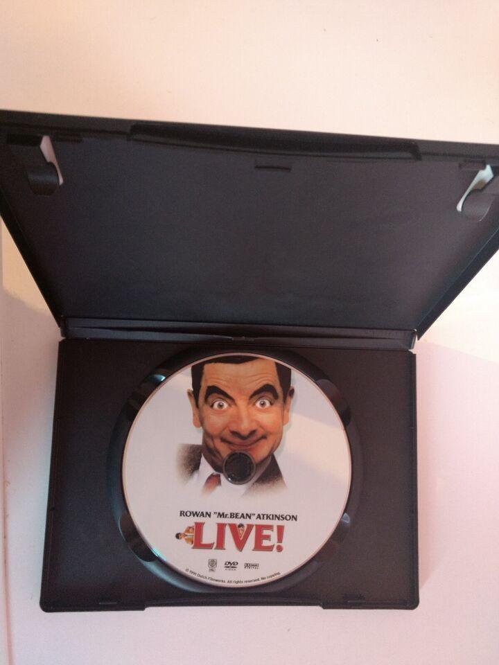 forskellige, DVD, komedie
