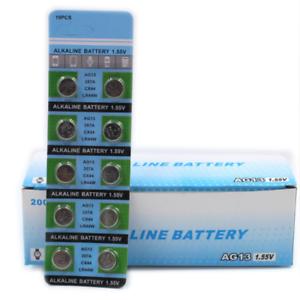 Decent-10Pcs-AG13-LR44-1-5V-Alkaline-Button-Coin-Cells-Watch-Battery-Batteries