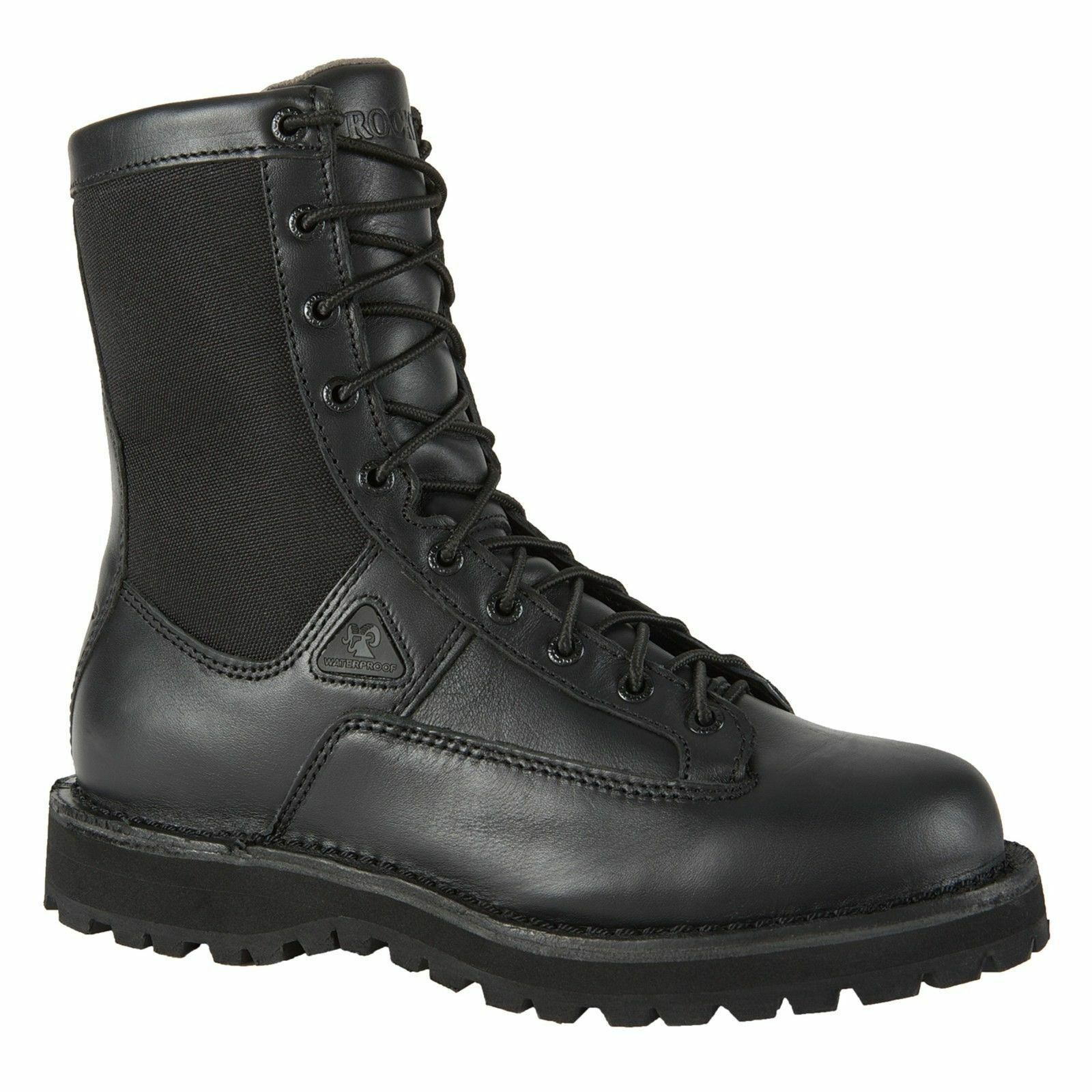 ROCKY PORTLAND LACE-TO-TOE ALL WATERPROOF DUTY BOOTS 2080 * ALL LACE-TO-TOE SIZES - NEW 054fc8