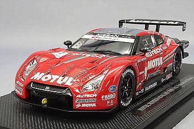 EBBRO P4 1 43 Motul Autech GT-R SUPER GT500 2009  1 RD 7 Fuji Du Japon