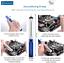 miniature 4 - Fer à Souder Kit, ONEAMG 60W Kit de Soudure Electrique Temperature Réglable...
