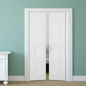 Image is loading Internal-Bifold-Doors-6-Panel-Folding-White-COLONIST- : byfold door - pezcame.com