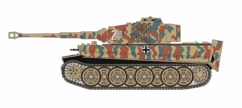 Komp S Peddinghaus  0969 1//16 2 Pz Kaiser Abt 504 Italien Frühjahr 45 Uffz