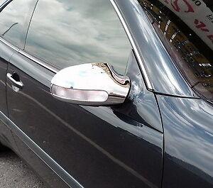 MERCEDES BENZ SLK Cabriolet Classe R170 Nouveau RÉTROVISEUR CHROME Trims 2000-2004