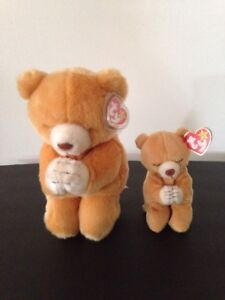 229b55ca99d NEW RARE Retired Collectible HOPE Beanie Baby   Buddie 1999 with tag ...