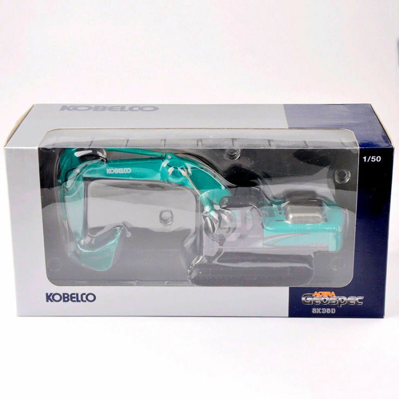1 50 Scale KOBELCO  Excavator Model Toys Vehicle SK-350 Collectable Alloy Car