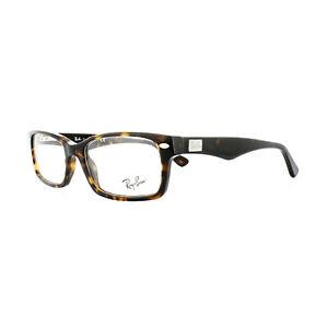 829206c3a9aae Ray-Ban Glasses Frames 5206 2012 Dark Havana 54mm 8053672629255