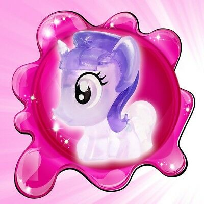 Squishy Series 6 MY LITTLE PONY Crystal Starlight Glimmer Fashems Toy