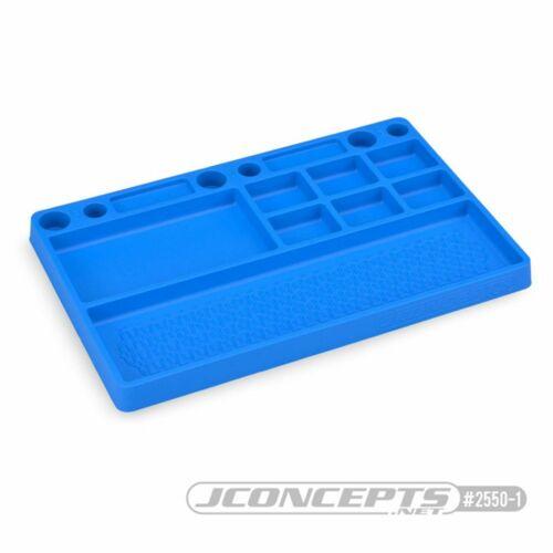 Jconcepts JCO25501 Parts Tray Rubber Material Blue