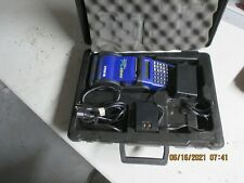 Brady 42001 Lcd Handimark Portable Label Maker With Battery Ac Adapter F3