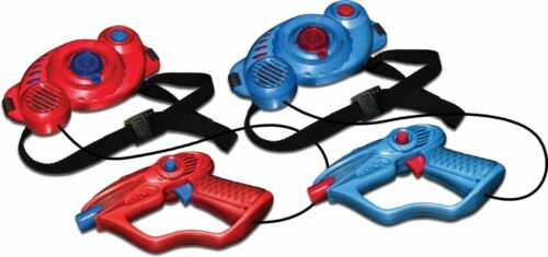 Laser Command 2 Player Laser Tag Set Brand New