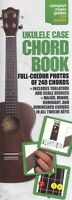 Ukulele Case Chord Book Full Colour; Bradley, David, FMW - AM1002529