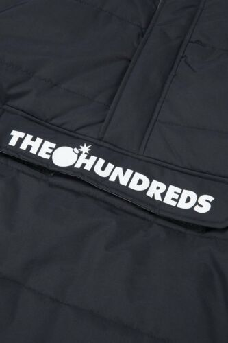 Jacket Black Puffer Hundreds Anorak The Daily wFIgWa