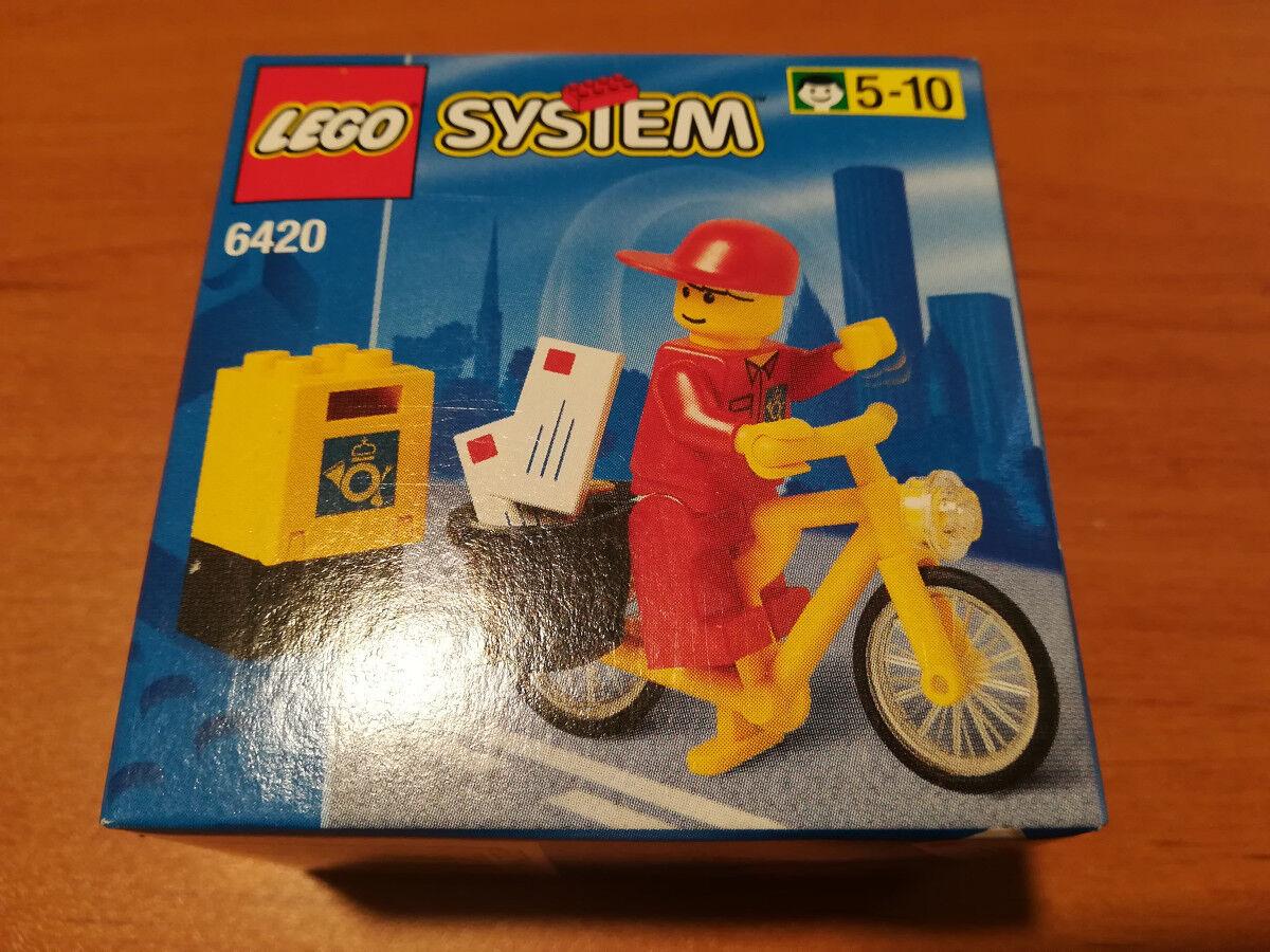 LEGO 6420 City Mail Carrier Postier Facteur Facteur Facteur NEUF NEW MISB Sealed 3e81bd