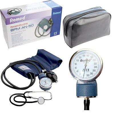 Blutdruckmessgerät Aneroid Blutdruckmesser Mit Zubehör , Siehe Auswahl Romed