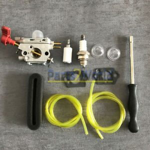 Details about Carburetor Carb for Troy-Bilt TB2040XP TB2044XP TB2MB TB430  Murray MS2550 MS2560