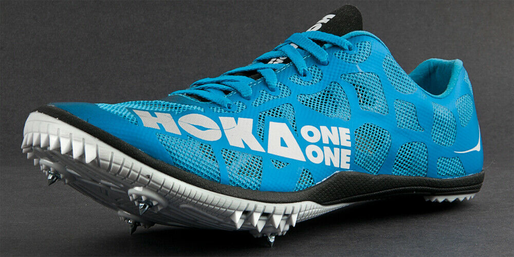 Hoka One One Middle Distance Perfecta  shoe Mint Condition Size 12  Sold Out