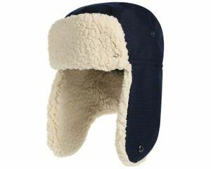 Regatta-Halian-Men-039-s-Fleece-Lined-Waterproof-Winter-Walking-Trapper-Hat