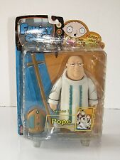 "Family Guy  The Pope  6"" Toy Figure  (Seth MacFarlane)"
