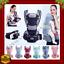 0-48M-Ergonomic-Baby-Carrier-Infant-Bag-Hipseat-Carrier-Front-Facing-Kangaroo thumbnail 9