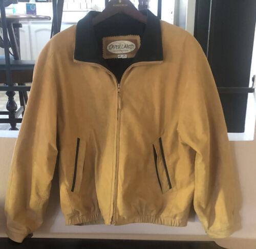 overland sheepskin jacket