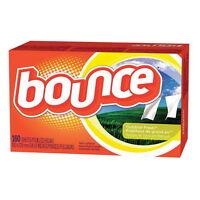 Procter &gamble Bounce Fabric Softener Sheet White | 160/pack 6 Pack/case