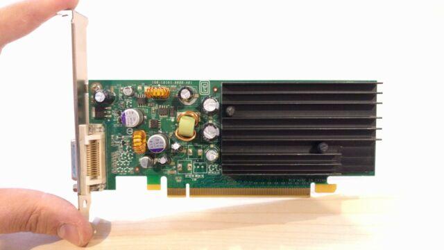 Carte Graphique Dell NVIDIA P383 0DH261 Quadro NVS285 128Mo PCI-E DMS-59