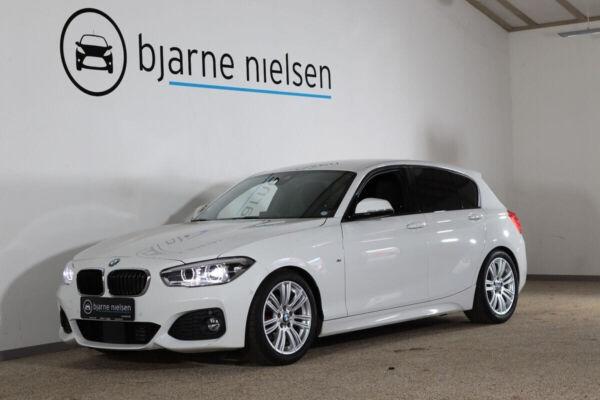 BMW 120d 2,0 M-Sport aut. billede 0