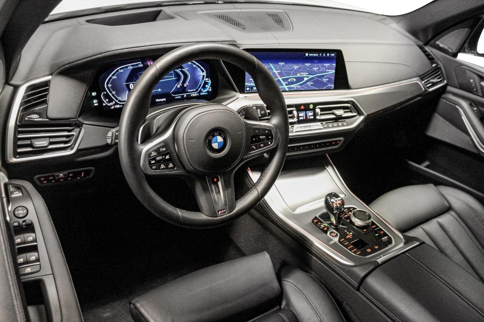 BMW X5 xDrive45e X-Line aut.