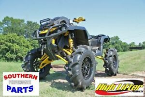 2016 Can-Am Outlander 570 DPS High Lifter Radiator Relocation Kit