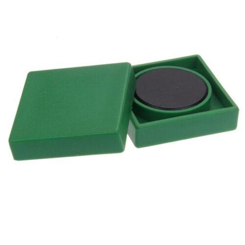 hält 1 kg Memomagnet 35 x 35 x 9 mm Ferrit 10 x Pinnwandmagnete