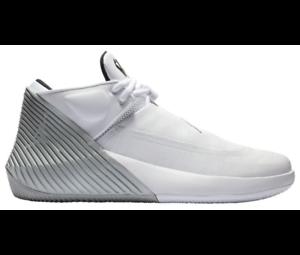 Men's Air Jordan Why Not Zero.1 Low TB White Black Silver Sz 8-11 NIB AQ9682-100