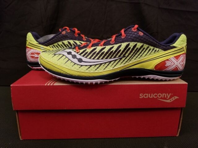 908c23c6 Saucony Kilkenny Xc5 Spike Men's Cross Country Track Shoes w/spikes/Tool  Size 12