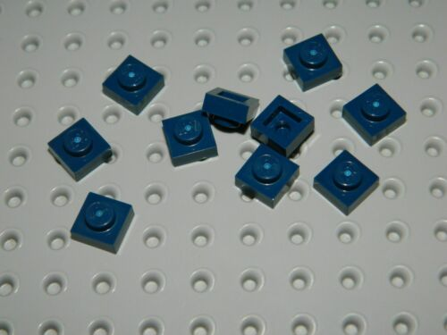 Lego 1x1 Plate square Pick-Color Pick-Qty 57 colors to choose New or Used