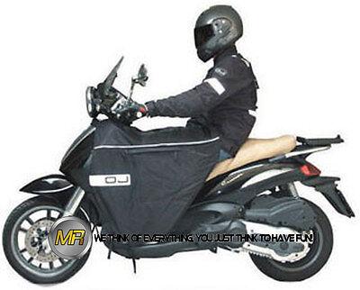 Aggressivo Per Piaggio Beverly Tourer 250 2009 09 Coperta Termica Antipioggia Antivento Oj