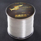 160m~1860m 12lb~100lb Clear Monofilament Fishing Line Nylon Mono Super Strong