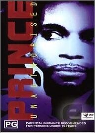 Prince-Unauthorised-DVD-DOCUMENTARY-INTERVIEWS-BIOGRAPHY-RARE-AND-OOP