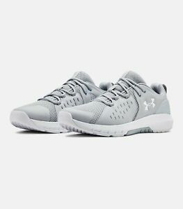 Men-039-s-Under-Armour-UA-Charged-Commit-2-Training-Shoes-Mod-Gray-3022027-102