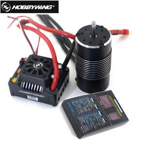 Hobbywing-EzRun-Max8-v3-150A-Waterproof-Brushless-ESC-4274-2200KV-Motor-card