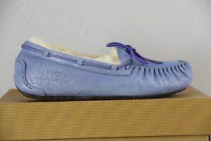Ugg-Australia-Kids-Dakota-Glitter-Slippers-Size-1-NIB