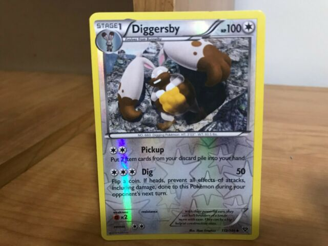 XY MINT 4X Pokemon FAIRY GARDEN 117//146