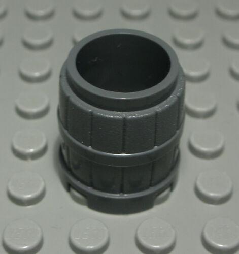 5137 AW LEGO tonneau 2x2 New Gris Foncé